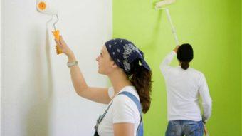 Sơn lại nhà có cần sơn lót không? – Lựa chọn khôn ngoan