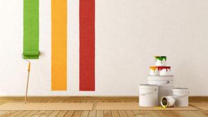 hướng dẫn cách sơn tường nhà