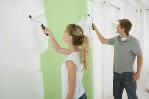 giá nhân công sơn tường nhà