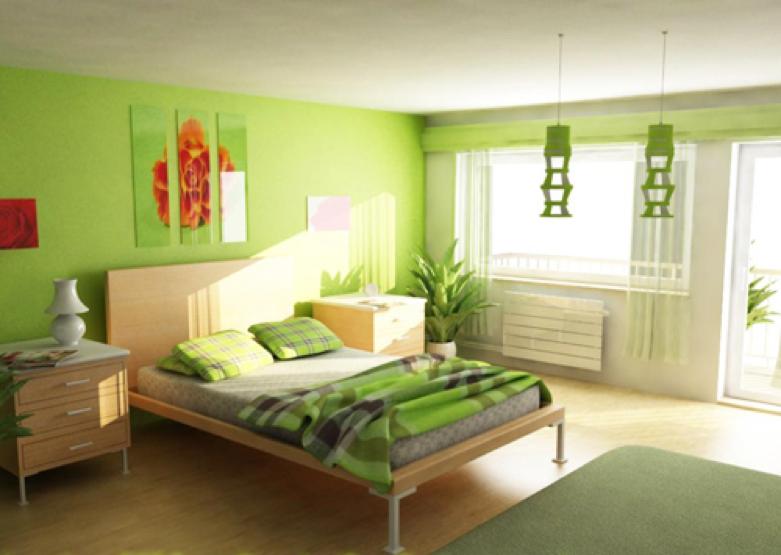 Màu sơn nhà đẹp nhất hiện nay – Mách bạn bí quyết chọn màu sơn nhà
