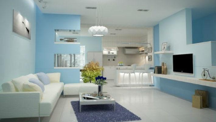 Kết hợp màu sơn nhà – Đơn giản mà siêu đẹp