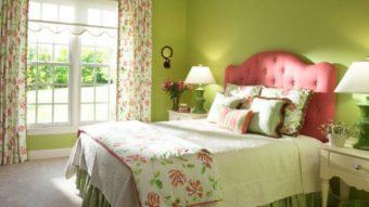 Màu sơn phòng ngủ hiện đại – Đẹp dịu dàng đến từng centimet