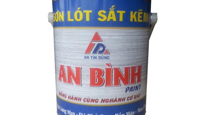 Sơn lót kẽm- Sản phẩm sơn chất lượng riêng biệt dành cho kẽm