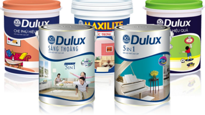 Sơn tường nhà tốt nhất – 4 loại sơn chất lượng tuyệt đỉnh