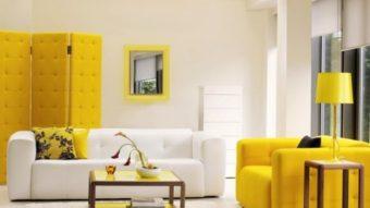 Sơn nhà màu vàng cam – Chuyên gia tư vấn điều gì?