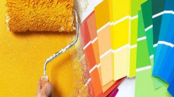 Sơn nước trong nhà – Cẩn thận khi mua sơn nước trong nhà trực tuyến