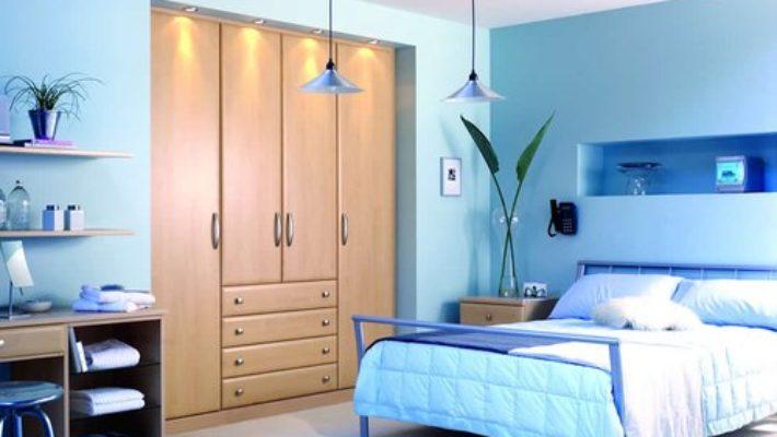 Sơn tường nhà màu xanh dương – 5 ý tưởng sơn nhà cho tổ ấm đẹp miễn chê