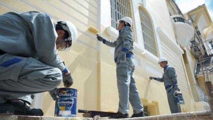 Sơn sửa nhà Hà Nội – Đi tìm dịch vụ sơn lại nhà đẹp như mới