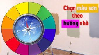 Màu sơn phòng khách theo phong thủy – đẹp ưng ý