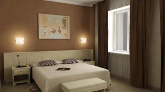 Bảng màu sơn phòng ngủ-Hội tụ các màu sơn phòng ngủ đẹp, sang trọng