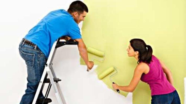 Chi phí sơn tường nhà – Hướng dẫn cách tính chi phí sơn nhà