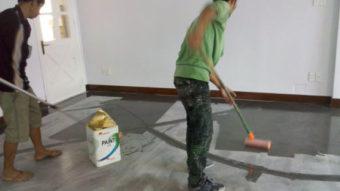 Sơn lót sàn nhà – Nên dùng loại sơn nào là tốt