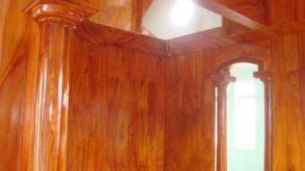 Sơn nước giả gỗ – Nhà trở nên sang trọng, tinh tế chỉ với 3 cách này