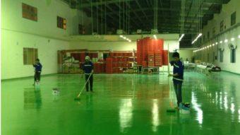 Sơn sàn nhà xưởng – Hướng dẫn sơn sàn nhà xưởng chất lượng